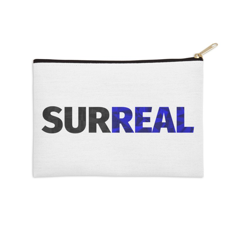 SURREAL Accessories Zip Pouch by thomaskeedesign's Artist Shop