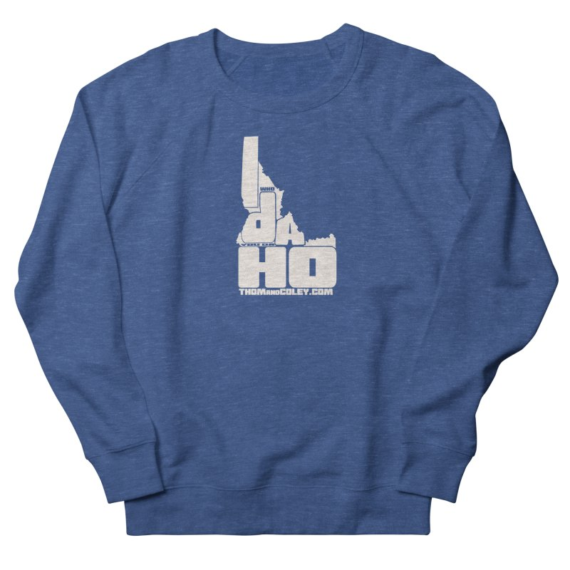 I-Da-Ho Men's Sweatshirt by Thom and Coley's Artist Shop
