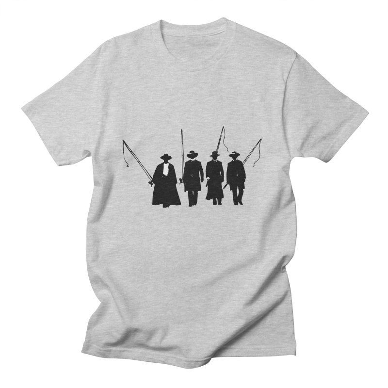 Goin' Fishing Men's T-Shirt by Thom and Coley's Artist Shop
