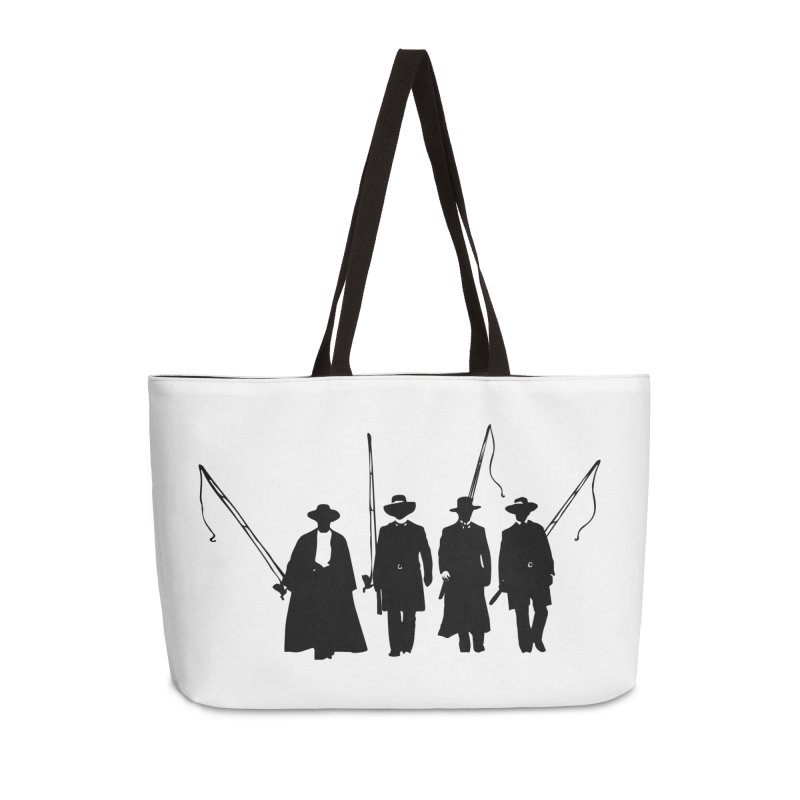 Goin' Fishing Accessories Bag by Thom and Coley's Artist Shop