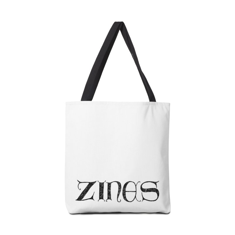 Ye Olde Zines Accessories Bag by SHOP THORAZOS TSHIRTS