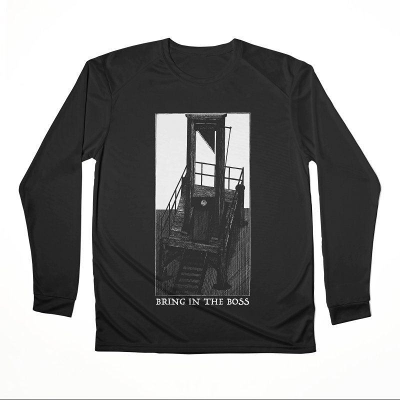 Bring In The Boss Women's Longsleeve T-Shirt by SHOP THORAZOS TSHIRTS