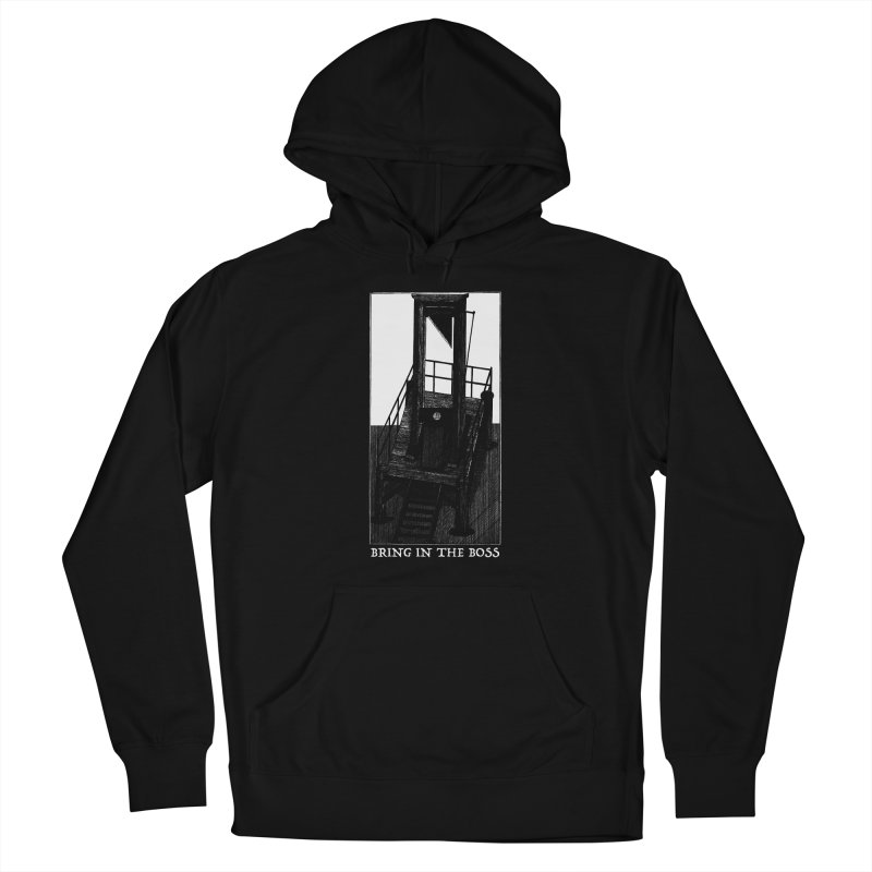 Bring In The Boss Women's Pullover Hoody by SHOP THORAZOS TSHIRTS