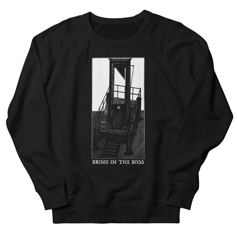 Bring In The Boss Men's Sweatshirt by SHOP THORAZOS TSHIRTS
