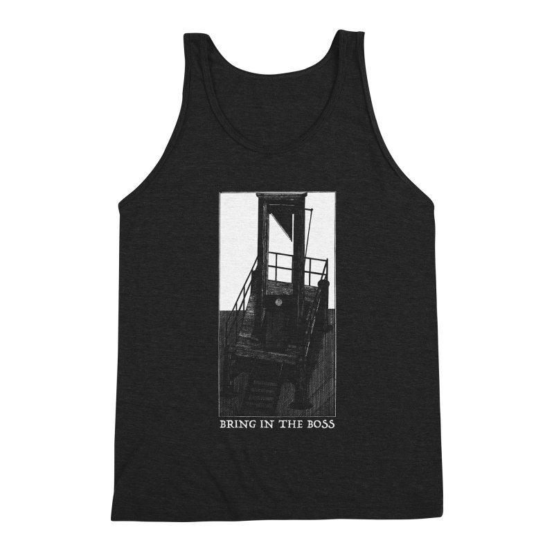 Bring In The Boss Men's Tank by SHOP THORAZOS TSHIRTS