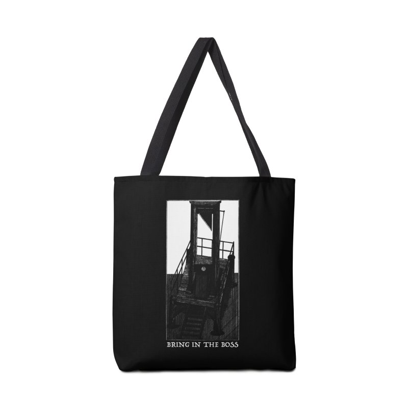 Bring In The Boss Accessories Bag by SHOP THORAZOS TSHIRTS