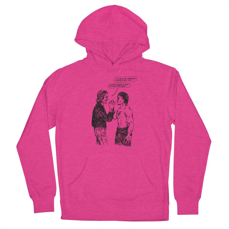 Pain Don't Hurt Women's Pullover Hoody by SHOP THORAZOS TSHIRTS