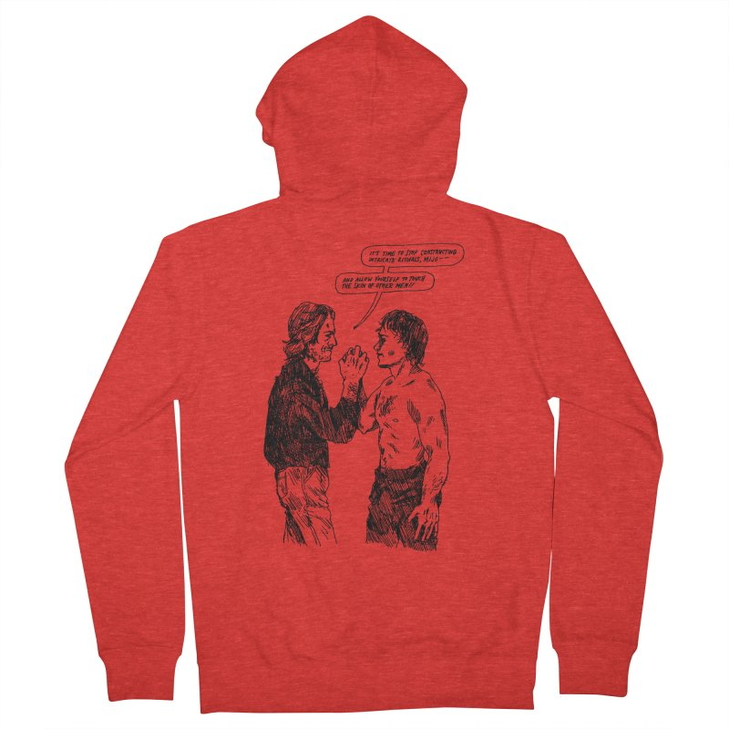 Pain Don't Hurt Women's Zip-Up Hoody by SHOP THORAZOS TSHIRTS