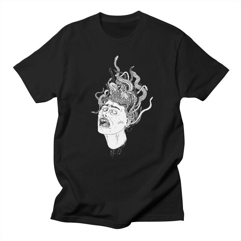 Medusa Head Men's T-Shirt by SHOP THORAZOS TSHIRTS
