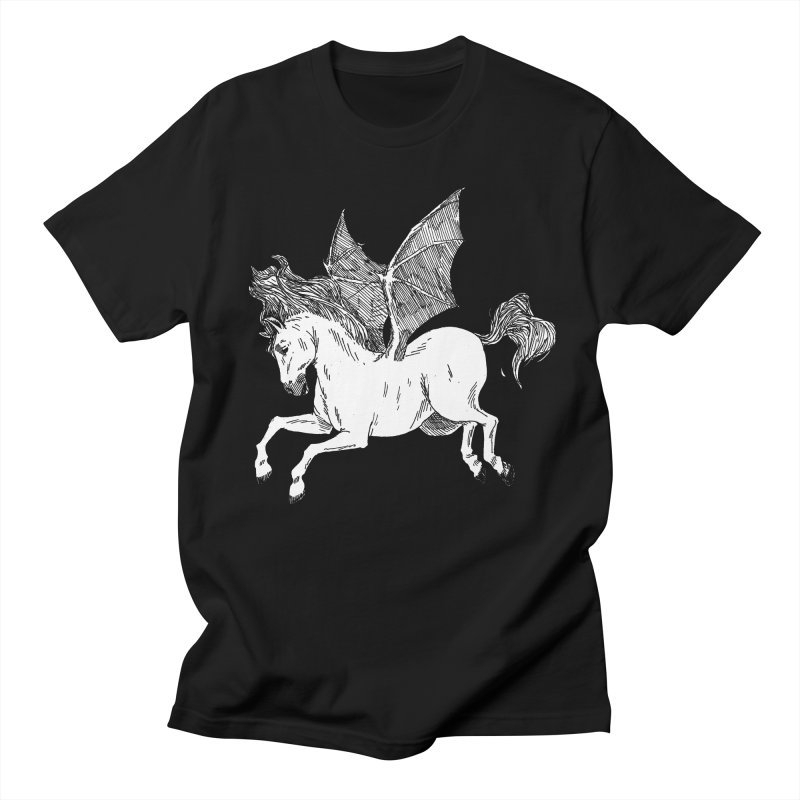 Night Mare Men's T-Shirt by SHOP THORAZOS TSHIRTS