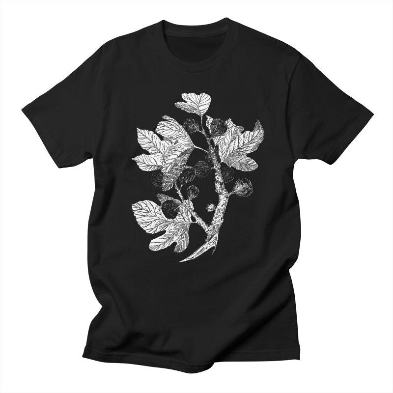 Fig Branch Men's Regular T-Shirt by SHOP THORAZOS TSHIRTS