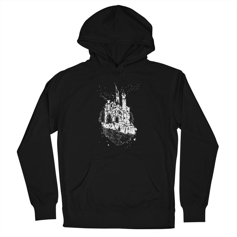 Crumbling Castle Women's Pullover Hoody by SHOP THORAZOS TSHIRTS