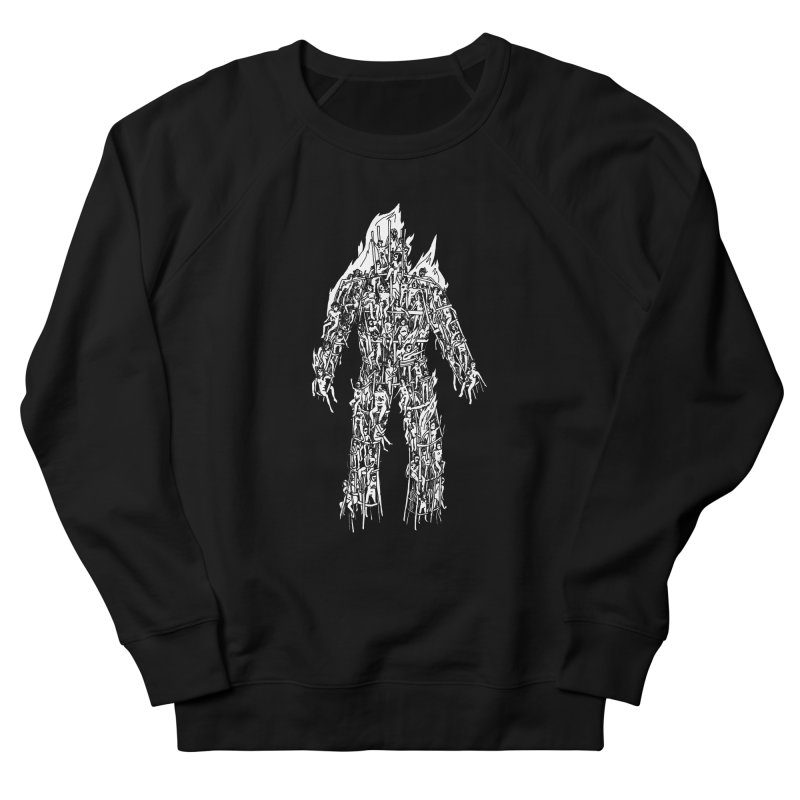 Wicker Man Men's French Terry Sweatshirt by SHOP THORAZOS TSHIRTS