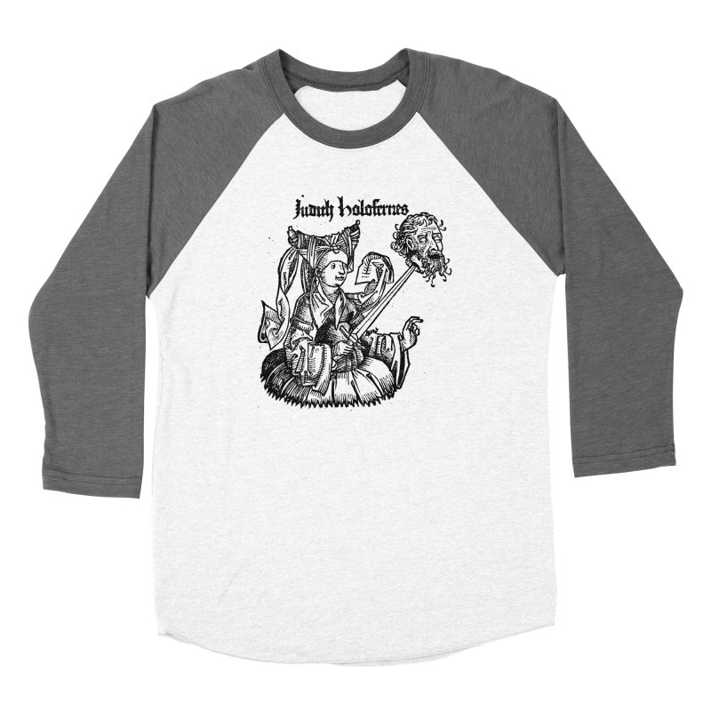 Judith and Holofernes Women's Longsleeve T-Shirt by SHOP THORAZOS TSHIRTS