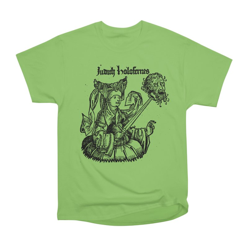 Judith and Holofernes Men's Heavyweight T-Shirt by SHOP THORAZOS TSHIRTS