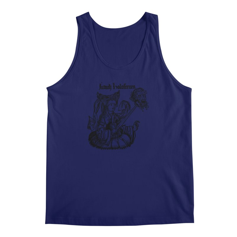 Judith and Holofernes Men's Tank by SHOP THORAZOS TSHIRTS