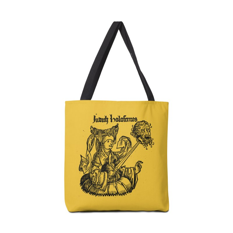 Judith and Holofernes Accessories Bag by SHOP THORAZOS TSHIRTS