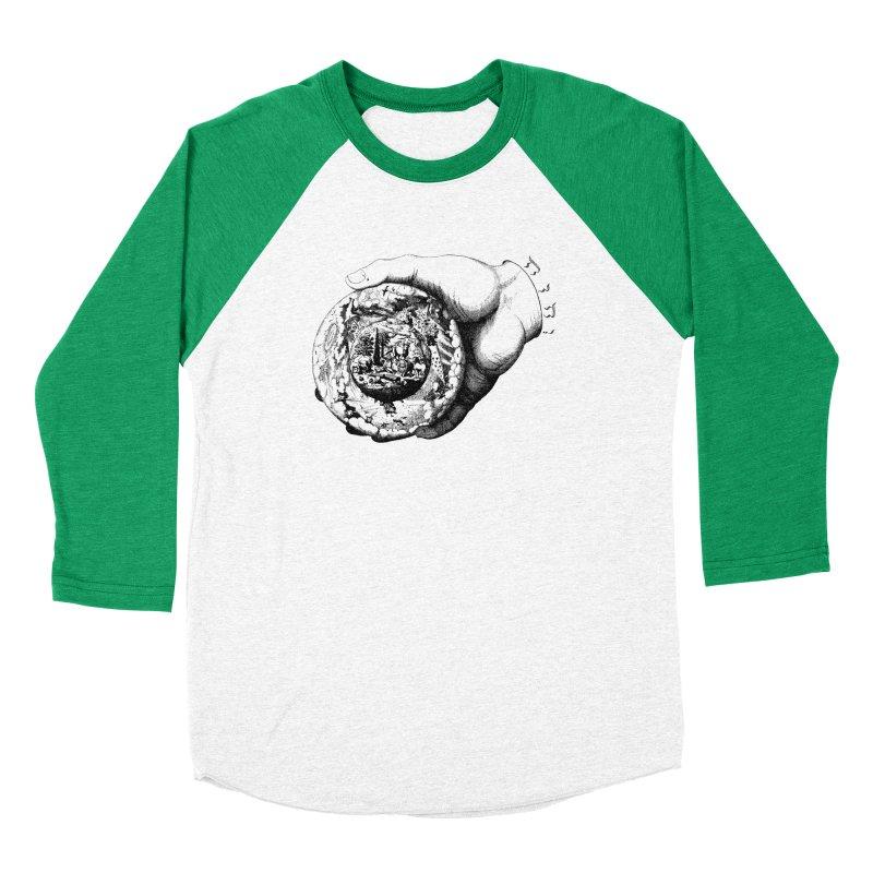 Hand of God Men's Longsleeve T-Shirt by SHOP THORAZOS TSHIRTS