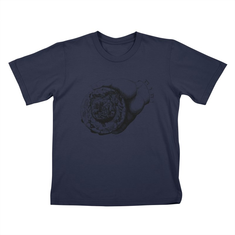 Hand of God Kids T-Shirt by SHOP THORAZOS TSHIRTS