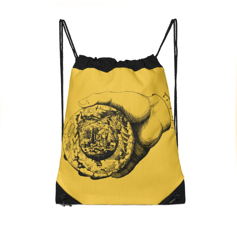 Hand of God Accessories Bag by SHOP THORAZOS TSHIRTS