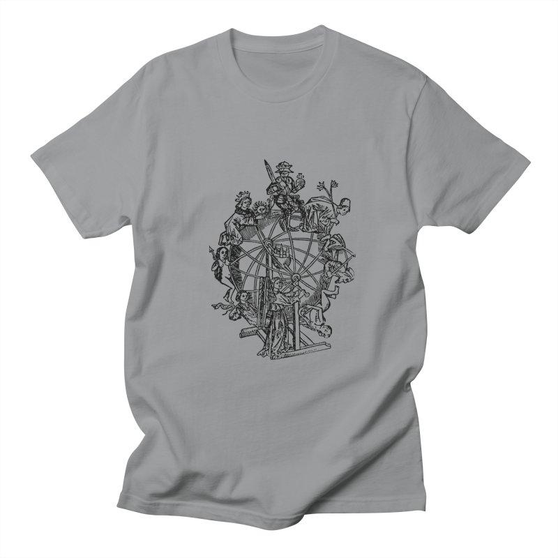 Celestial Wheel Men's T-Shirt by SHOP THORAZOS TSHIRTS