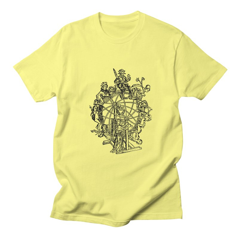 Celestial Wheel Men's Regular T-Shirt by SHOP THORAZOS TSHIRTS