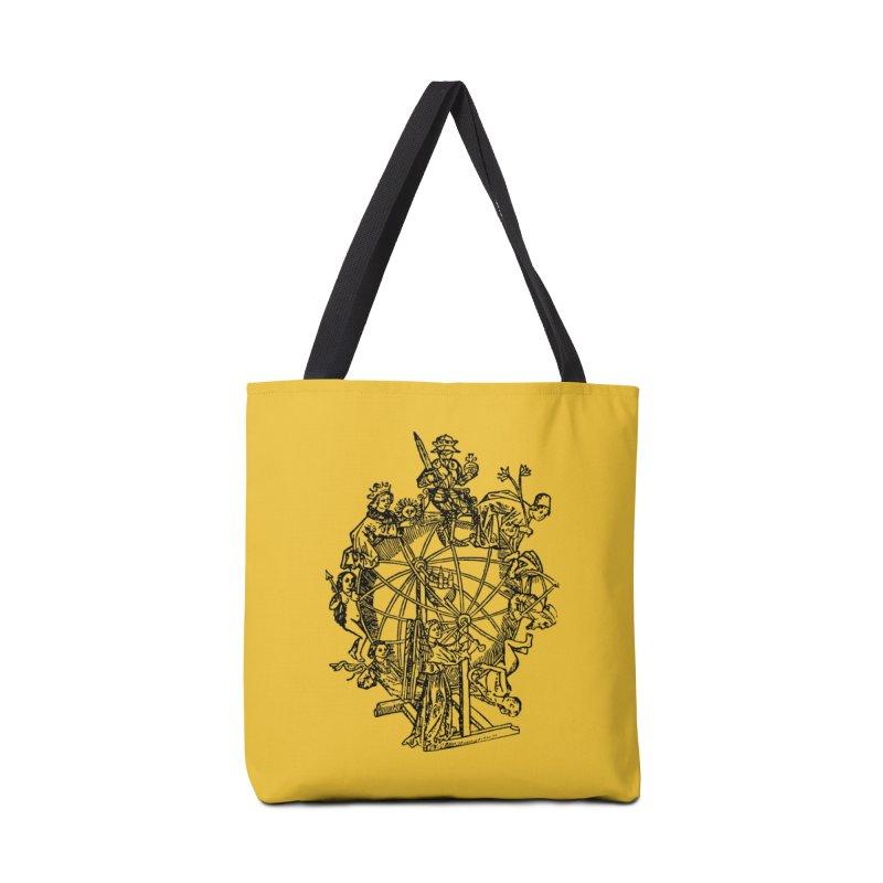 Celestial Wheel Accessories Bag by SHOP THORAZOS TSHIRTS