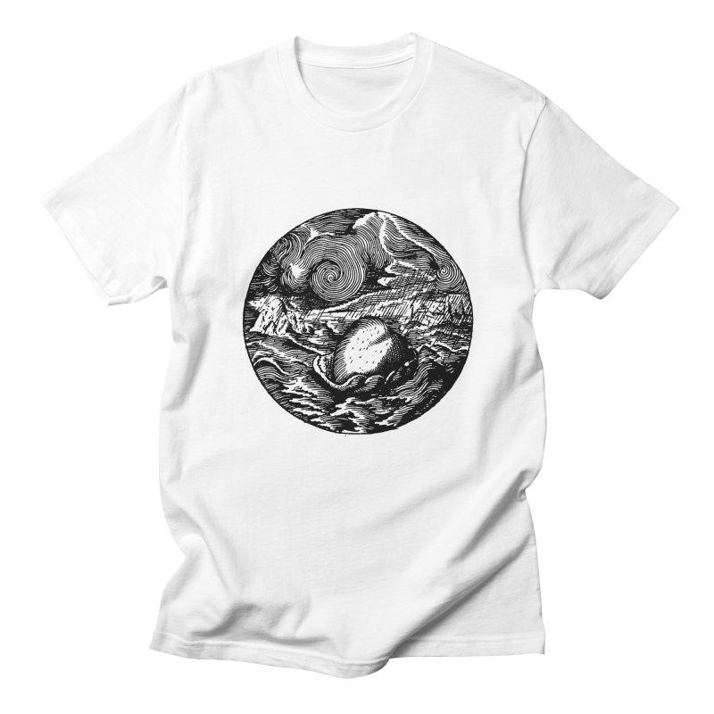 Heart in Peril Women's Regular Unisex T-Shirt by SHOP THORAZOS TSHIRTS