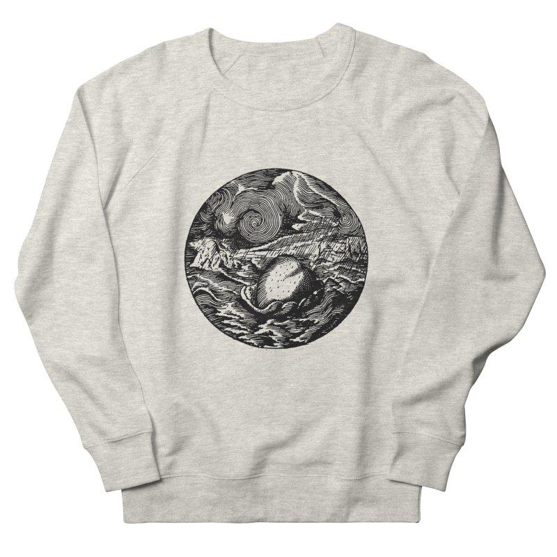 Heart in Peril Women's Sweatshirt by SHOP THORAZOS TSHIRTS