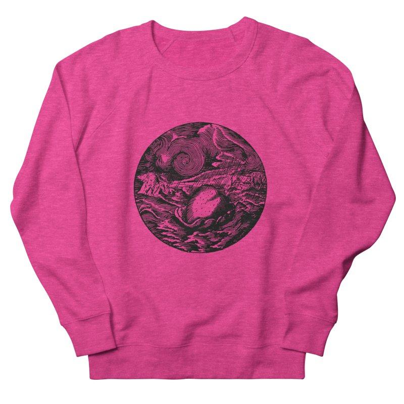 Heart in Peril Men's Sweatshirt by SHOP THORAZOS TSHIRTS