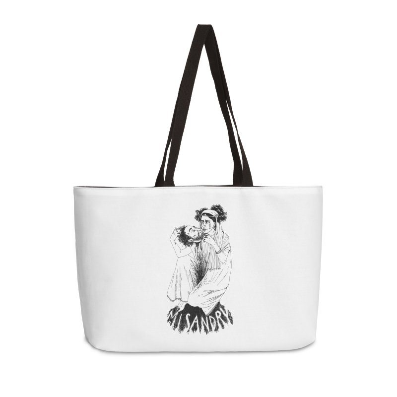 Misandry Accessories Bag by SHOP THORAZOS TSHIRTS
