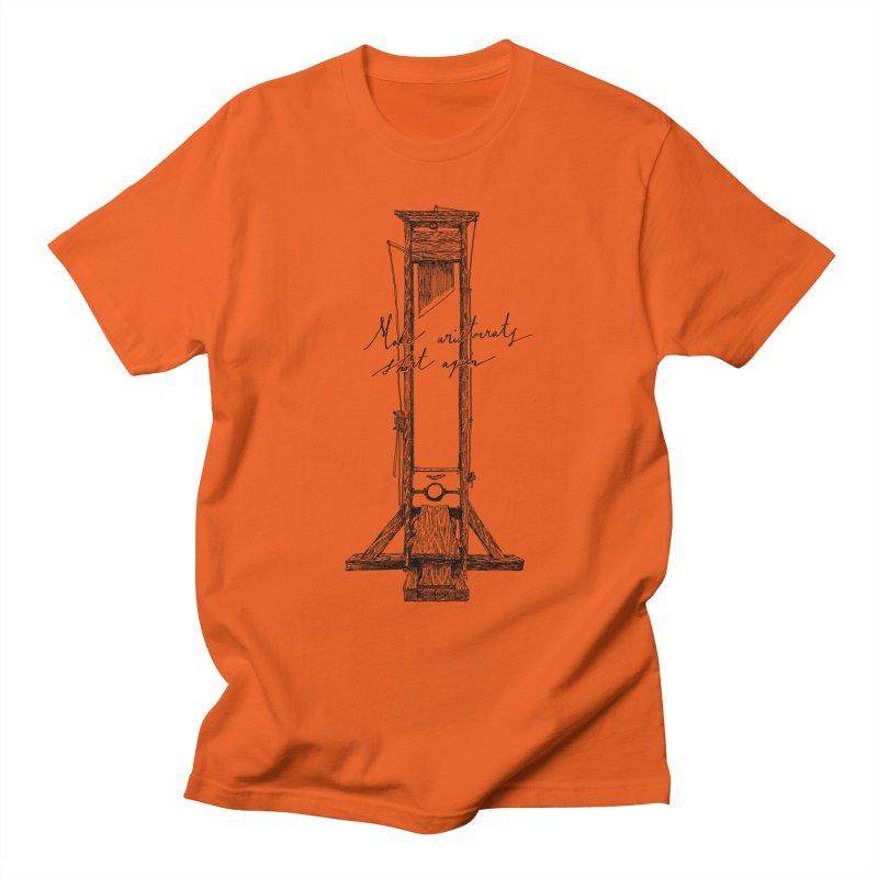 Make Aristocrats Short Again Men's T-Shirt by SHOP THORAZOS TSHIRTS