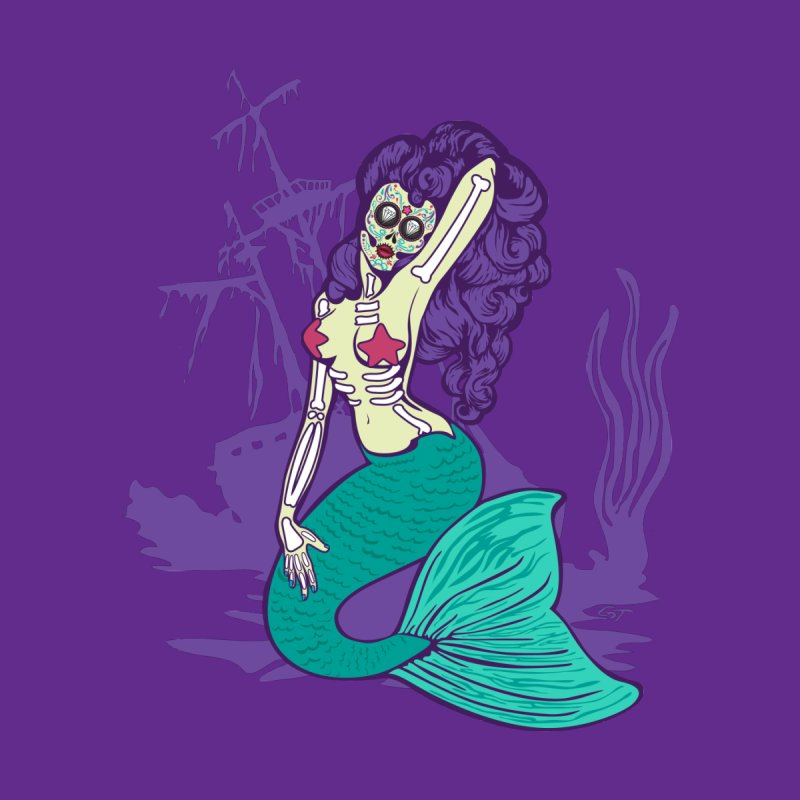 Sugar Mermaid by Thorne Creative's Artist Shop