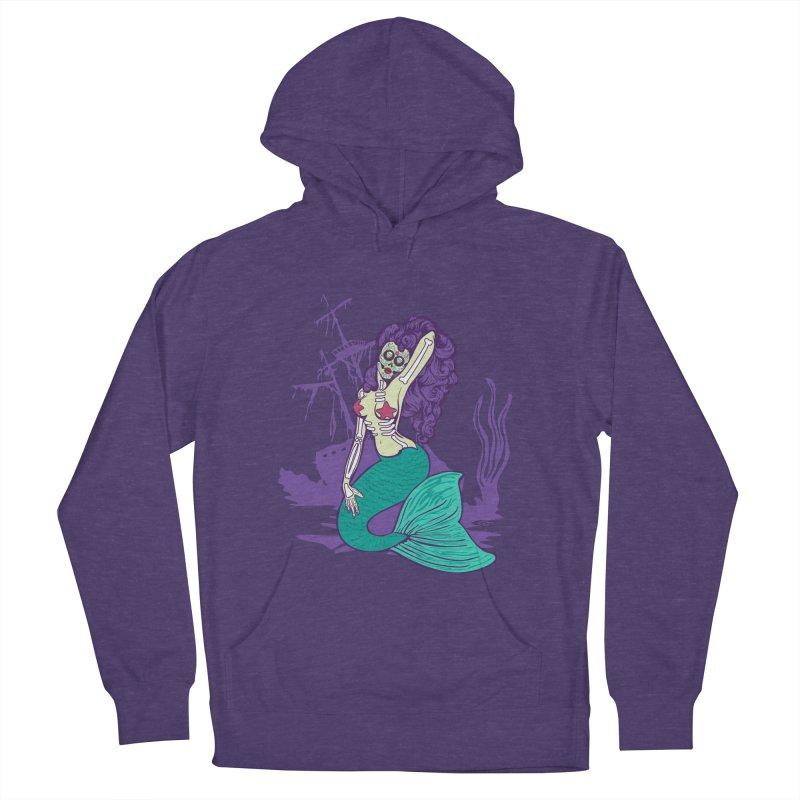 Sugar Mermaid Women's Pullover Hoody by Thorne Creative's Artist Shop