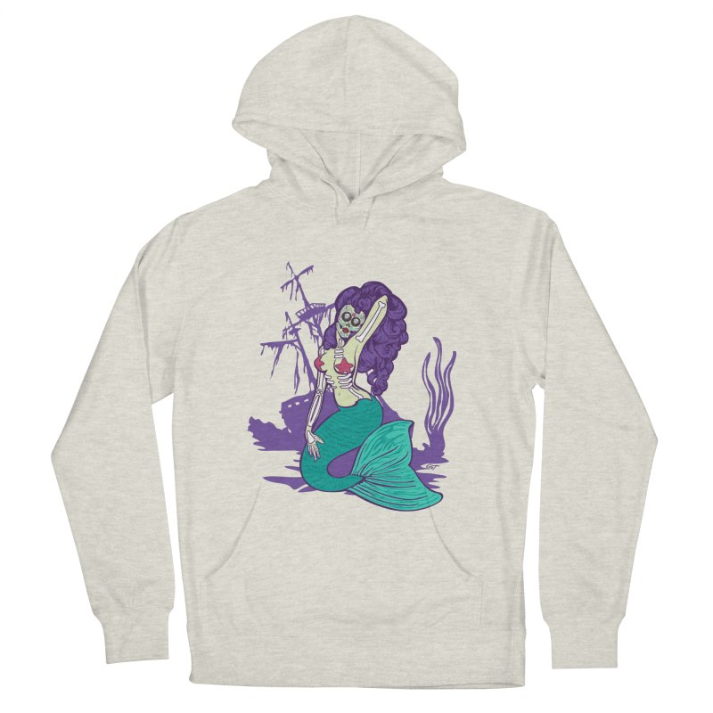 Sugar Mermaid Men's Pullover Hoody by Thorne Creative's Artist Shop
