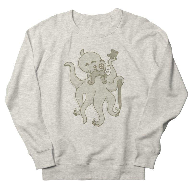 Sir Octopus! Men's Sweatshirt by Thorne Creative's Artist Shop