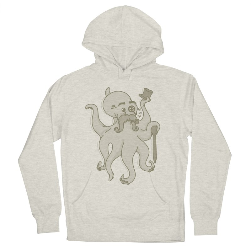Sir Octopus! Men's Pullover Hoody by Thorne Creative's Artist Shop