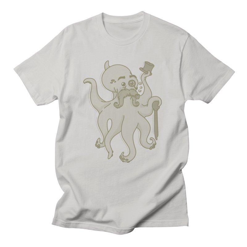 Sir Octopus! Men's T-shirt by Thorne Creative's Artist Shop