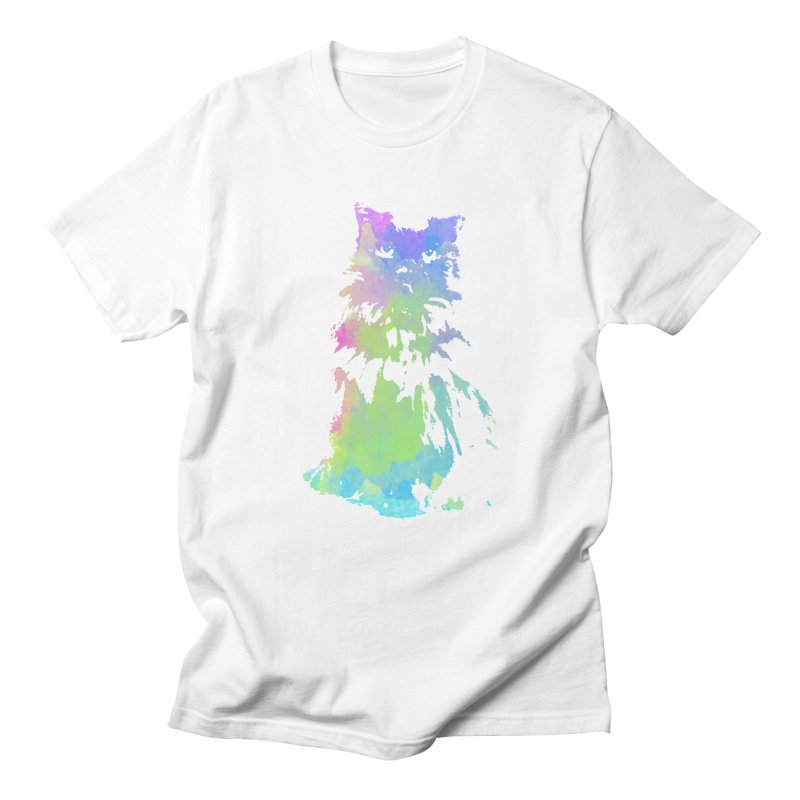 Watercolour Princess Men's T-Shirt by Thorne Creative's Artist Shop