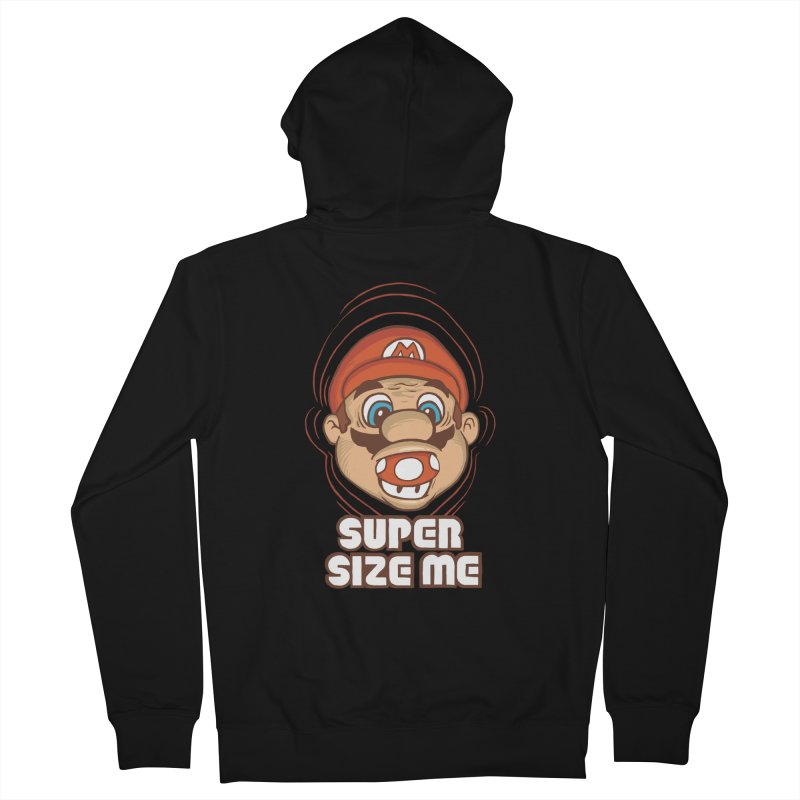 Super Size Me   by thosoe's Artist Shop