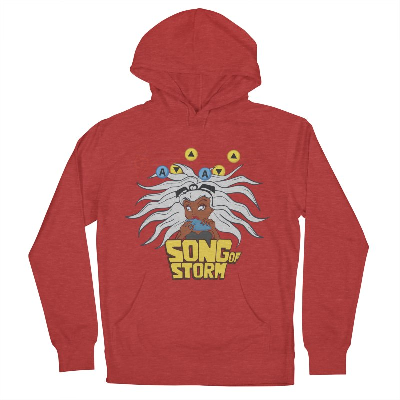 Song of Storm Women's Pullover Hoody by thosoe's Artist Shop