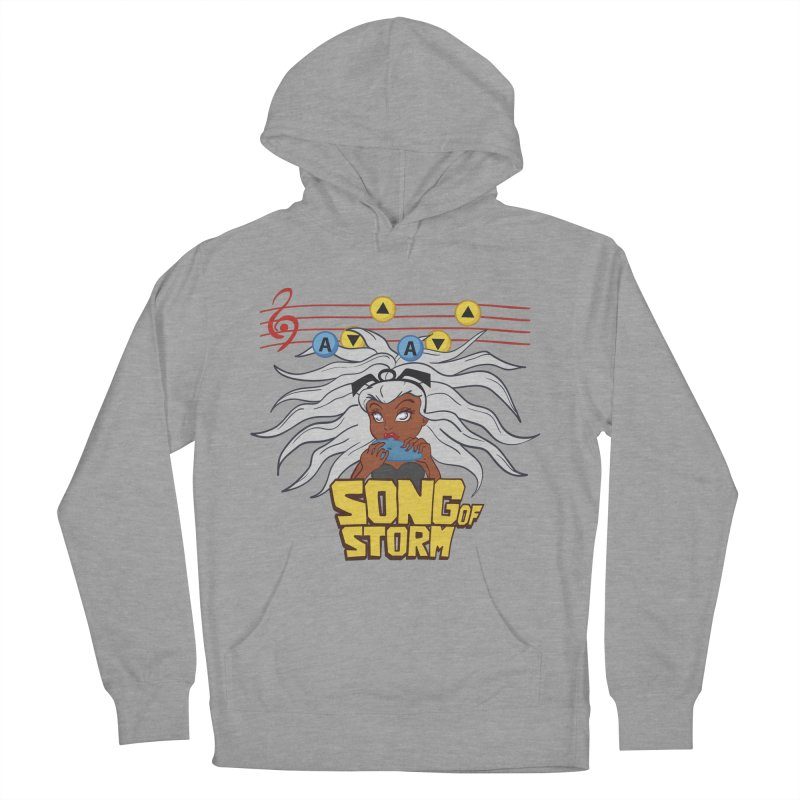 Song of Storm Men's Pullover Hoody by thosoe's Artist Shop
