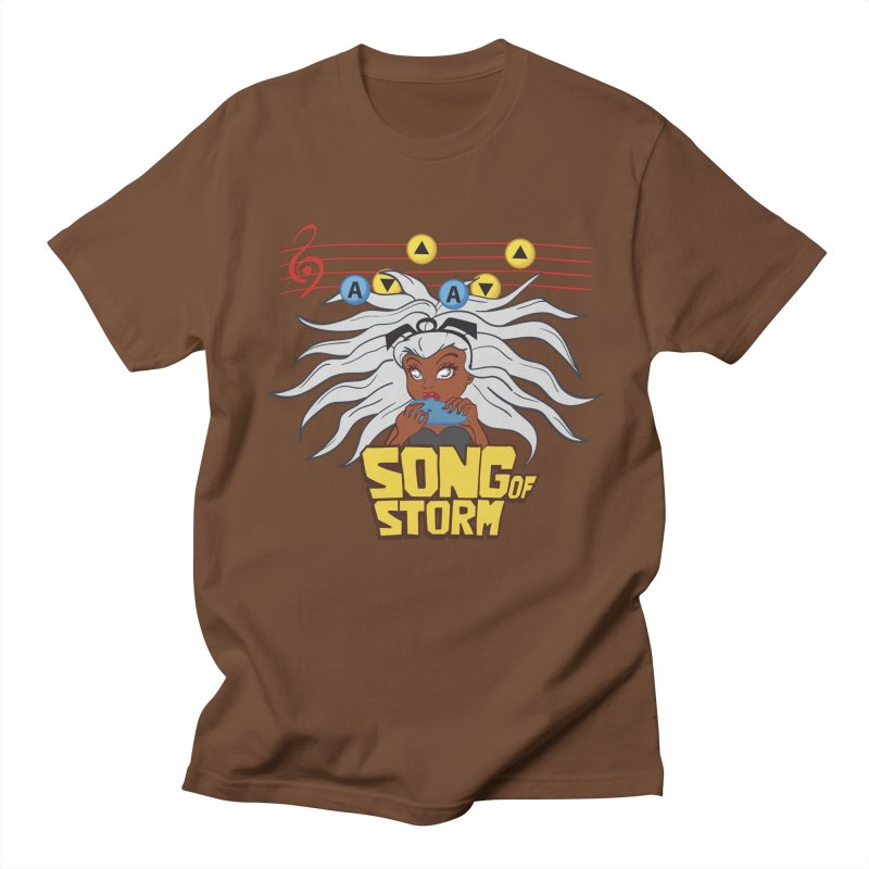 Song of Storm Women's Unisex T-Shirt by thosoe's Artist Shop