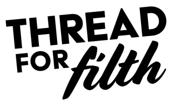 Thread for Filth Logo