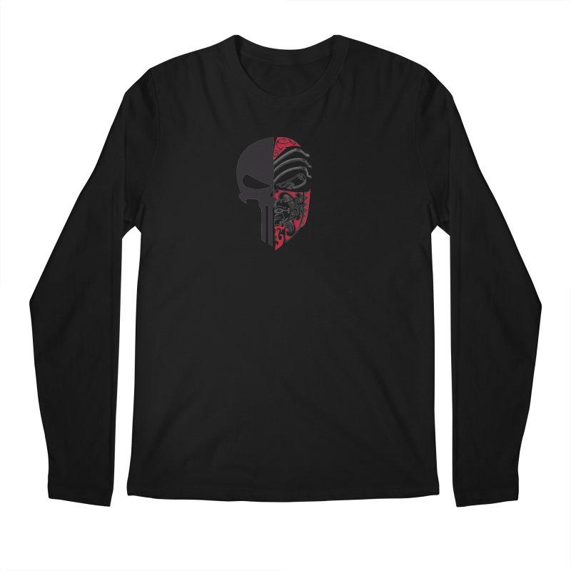 Punisher Men's Longsleeve T-Shirt by Shirt For Brains