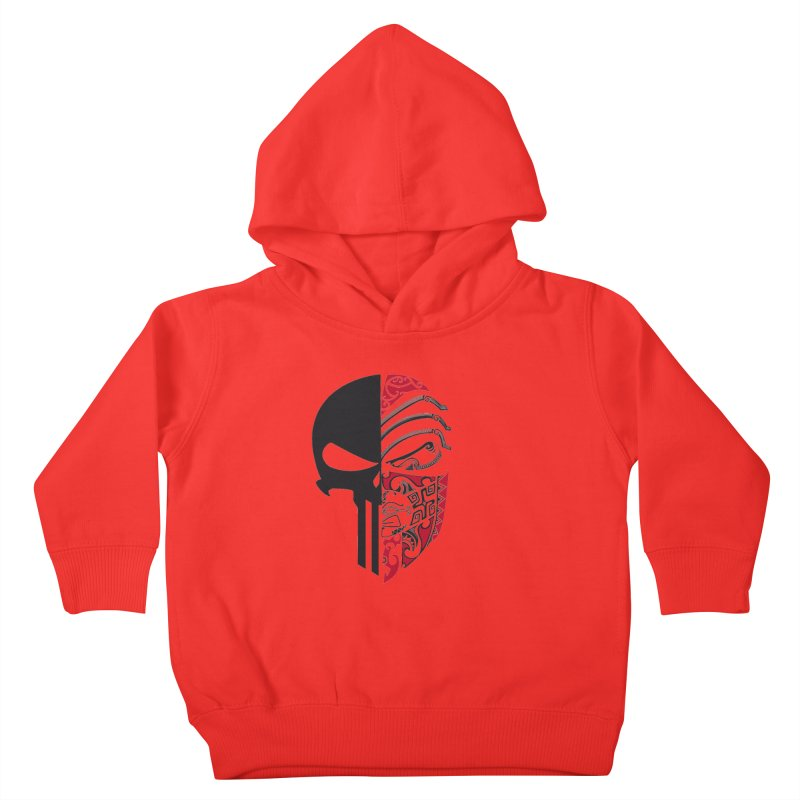 Punisher Kids Toddler Pullover Hoody by Shirt For Brains