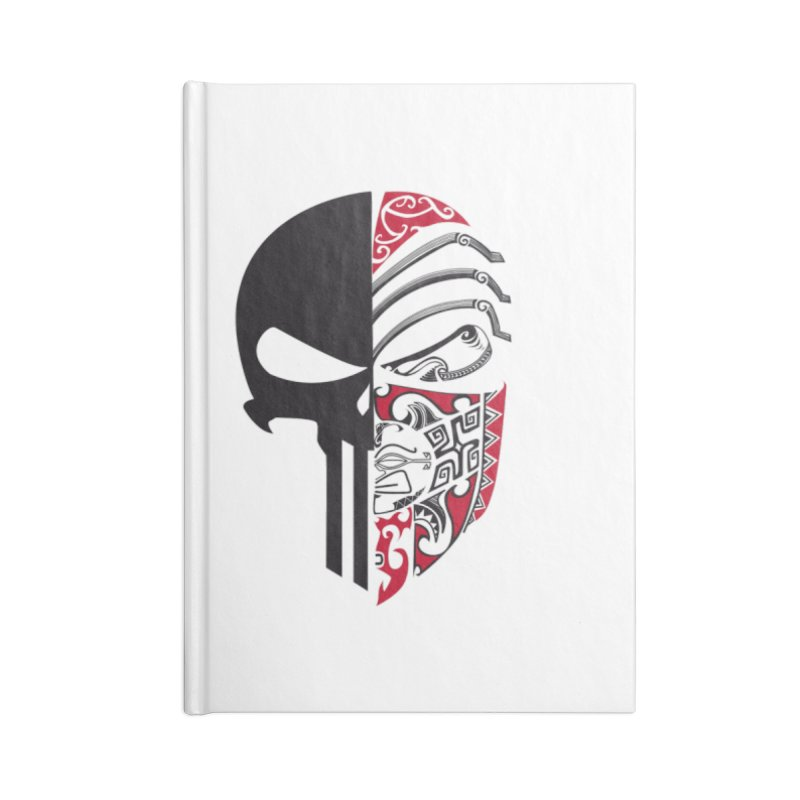 Punisher Accessories Notebook by Shirt For Brains