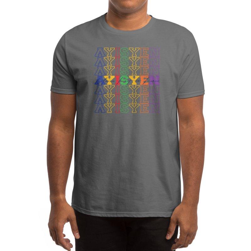 AYISYEN UNION FAIT LA FORCE Men's T-Shirt by Jeanpanache's Artist Shop