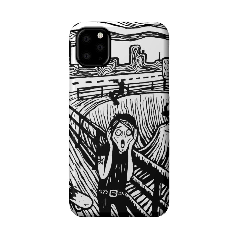 The Scr-Emo Accessories Phone Case by Threadless Artist Shop