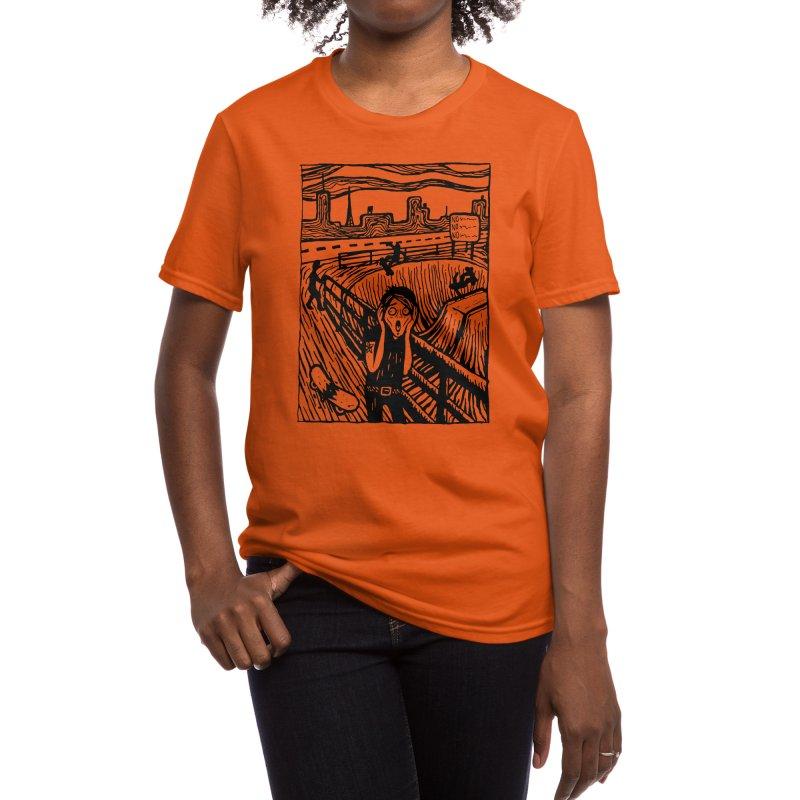 The Scr-Emo Women's T-Shirt by Threadless Artist Shop